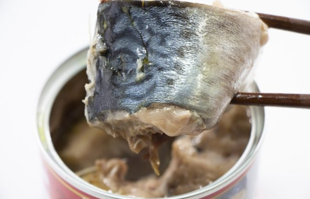 手軽においしく食べられるサバ缶は健康維持に最適
